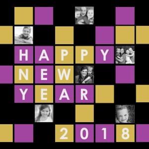 New Year Blocks