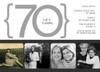 Milestone Collage - 70