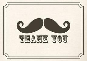 Mustache Gratitude
