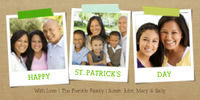 St. Patrick's Portrait