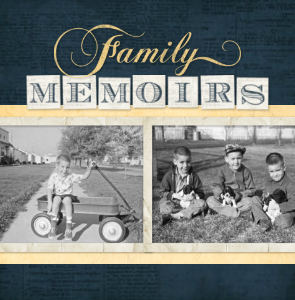 Family Memoirs