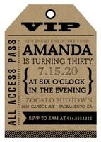 Kraft VIP Birthday Pass