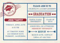 Postal Graduation Party