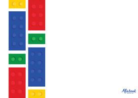 Lego Block Birthday