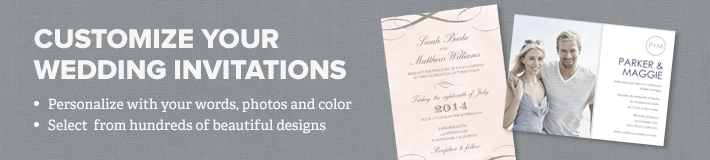 Wedding Invitations Banner