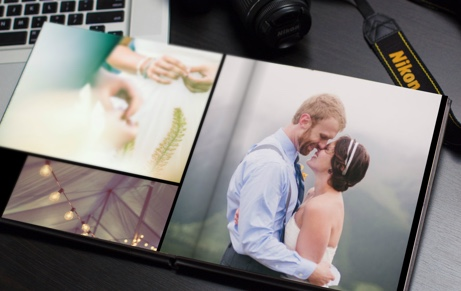 Professional Photo Books and Album Printing Services