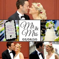 Mr. & Mrs. Collage