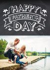 Chalk Father's Day