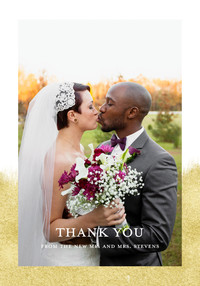 Gold Foil Wedding (Copy)