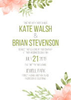 Outdoor Botanical Wedding