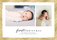 First Christmas Collage