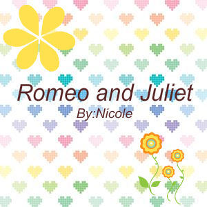 Antithesis romeo and juliet act 1